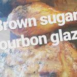 Brown Sugar Bourbon Glaze